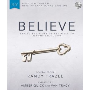 NIV, Believe, Audio CD - CD-Audio