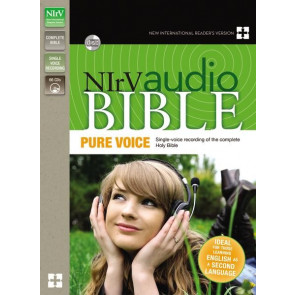 NIrV, Audio Bible: Pure Voice, Audio - CD-Audio