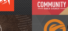 Create a custom cover for your ministry