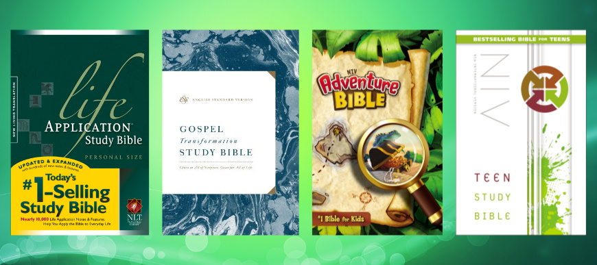 Save extra on these Bibles for grads!