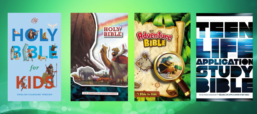 Save extra on these Bibles!